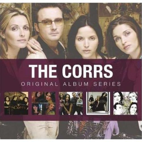 Box - Original Album Series - The Corrs ( 5 Cds )
