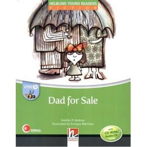 378-679607-0-5-dad-for-sale-with-cd-rom-audio-cd-level-b