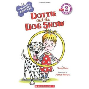 DOTTIE-AND-THE-DOG-SHOW---SCHOLASTIC-READER---LEVE