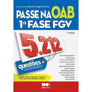 Passe-na-Oab-1ª-Fase-Fgv--5.212-Questoes-Comentada
