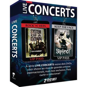 741640-Live-Concerts---System-of-a-Down--Slipknot--2-DVDs-