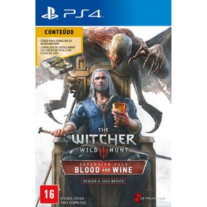 739961-PS4-PACOTE-DE-EXPANSAO-THE-WITCHER-3-WILD-HUNT-BLOOD---WINE