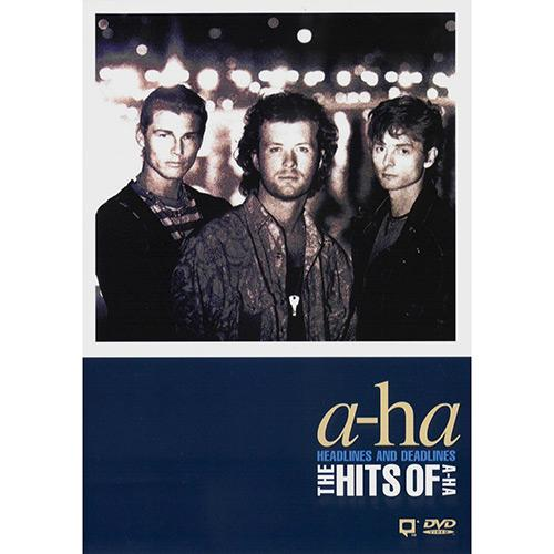 Headlines-And-Deadlines---The-Hits-of-a-Ha--DVD-