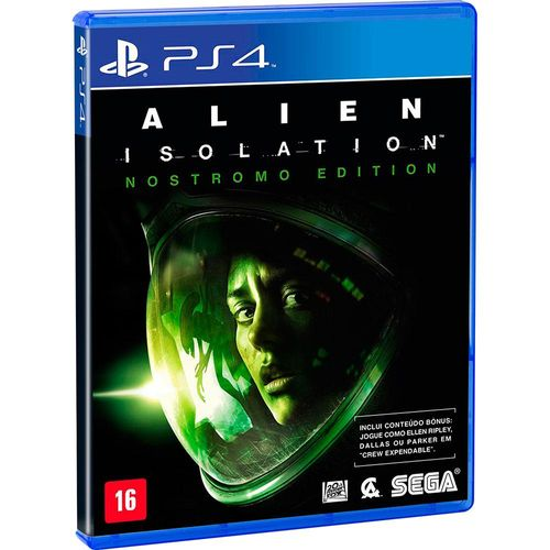 PS4-ALIEN--ISOLATION---NOSTROMO-EDITION
