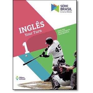 SERIE-BRASIL---INGLES---YOUR-TURN---VOL.-1