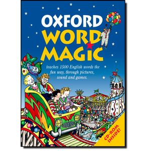 OXFORD-WORD-MAGIC-DICT-W-CDROM