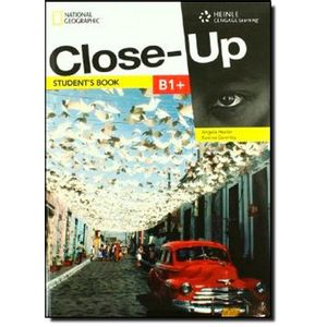 CLOSE-UP-B1----STUDENT-BOOK---DVD