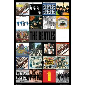 POSTER-THE-BEATLES-CDS-