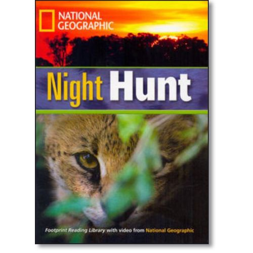 Footprint-Reading-Library---Level-3--1300-B1---Night-Hunt---American-English