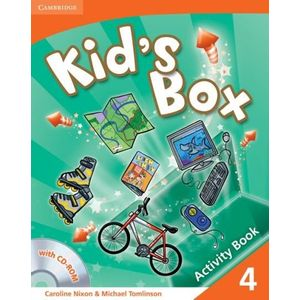 KIDS-BOX-4-WB---WITH-CD-ROM