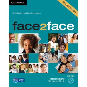 FACE2FACE-INTERMEDIATE-SB-WITH-DVD-ROM---2ND-ED