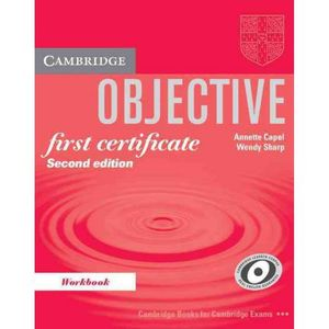 CAMBRIDGE-OBJECTIVE-FIRST-CERTIFICATE-WB---2ND-EDITION