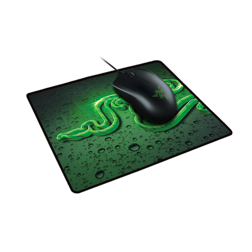 RAZER-COMBO-MOUSE-ABYSSUS-GREEN---GOLIATHUS-TERRA-SPEED-SMALL