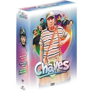 CHAVES--DVD-