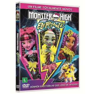 Monster-High---Eletrizante--DVD-