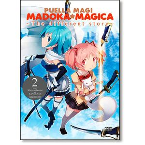 Madoka-Magica---The-Different-Story---Volume-2-