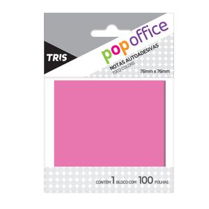 NOTA-AUTOADESIVA-TRIS-T002-COLORS-POP-OFFICE-ROS-76MMX76MM