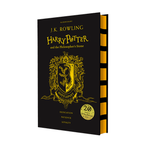 Harry-Potter-And-The-Philosopher-s-Stone---Hufflepuff-Hardcover-Edition