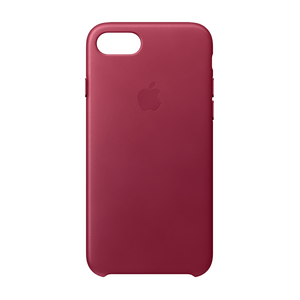 APPLE-CAPA-P--IPHONE-7-MPVG2ZM-A-LEATHER-CASE-BERRY