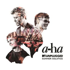 A-ha---MTV-Unplugged---Summer-Solstice--CD-Duplo-