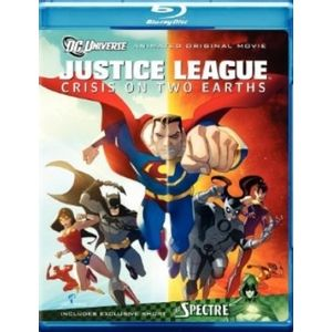JUSTICE-LEAGUE---CRISIS-ON-TWO-EARTHS--BLU-RAY-