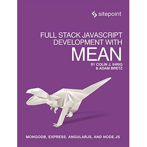 FULL-STACK-JAVASCRIPT-DEVELOPMENT-WITH-MEAN