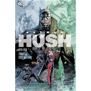 BATMAN---HUSH