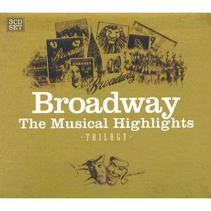 Box---Trilogy---Broadway--3-Cds-