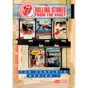 741111-Box---From-The-Vault---The-Complete-Series--5-DVDs-