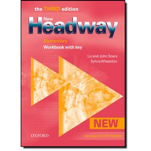NEW-HEADWAY-ELEMENTARY-WORK-BOOK-WITH-KEY-3ED