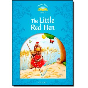 LITTLE-RED-HEN-THE-CT-LEVEL-1-2ED