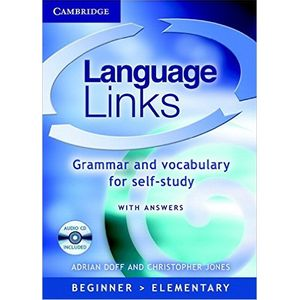 LANGUAGE-LINKS-BEGINNER-ELEMENTARY-W-ANS---CD