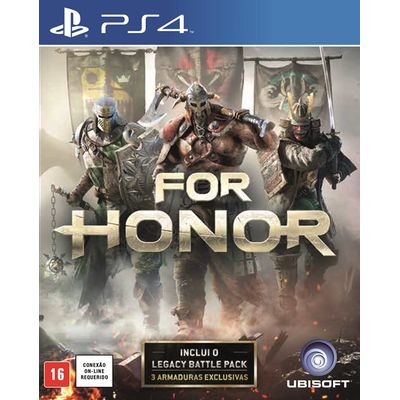 Ps4---For-Honor-Limited-Edition