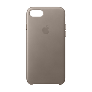 APPLE-CAPA-P--IPHONE-7-MPT62ZM-A-LEATHER-CASE-TAUPE