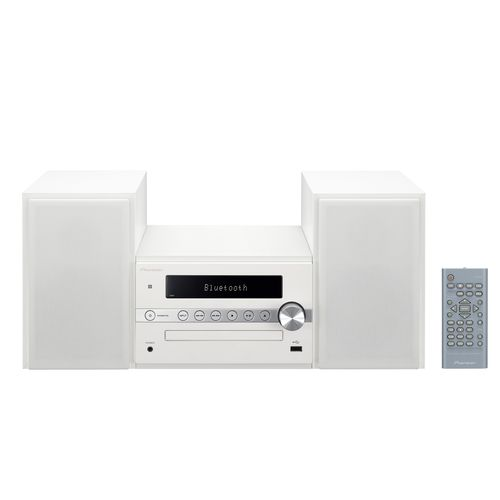 PIONEER-XCM56W-MICRO-SYSTEM-110V-BRANCO-30W-BLUETOOTH_front_889951000396-1