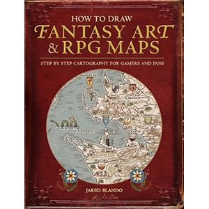 HOW-TO-DRAW-FANTASY-ART-AND-RPG-MAPS
