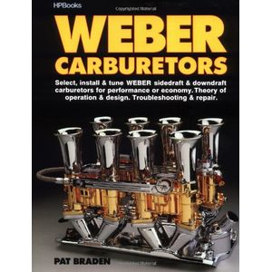 WEBER-CARBURETORS
