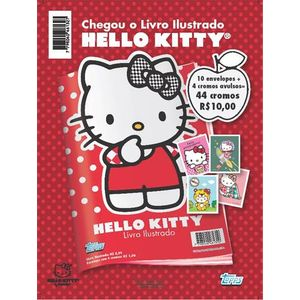 COMBO-FIGURINHAS-HELLO-KITTY---10-ENVELOPES