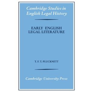 EARLY-ENGLISH-LEGAL-LITERATURE