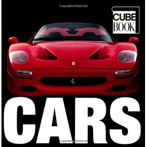 CARS-MINICUBE-BOOK