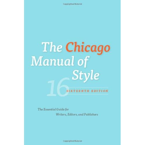 chicago style book citation Chicago style citations (author-date style) this guide provides basic guidelines and examples for citing sources using the chicago manual of style, 16th edition.