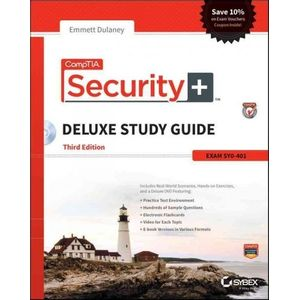 COMPTIA-SECURITY--DELUXE-STUDY-GUIDE